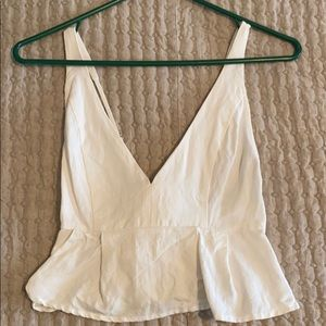 Forever 21 open back top